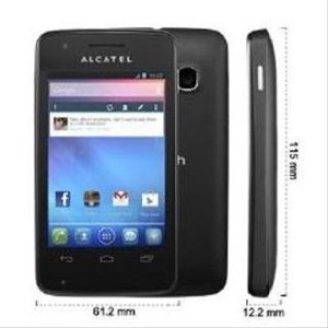 Alcatel Touch SPop