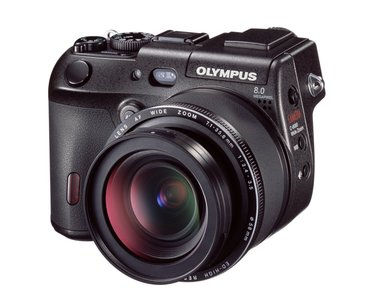 Olympus Camedia C-8080 WideZoom