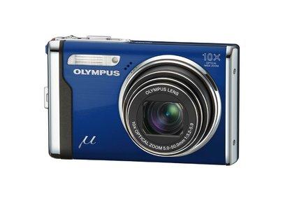 Olympus Stylus 9000 Compact