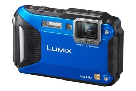 Panasonic Lumix DMC-FT5 EG-A