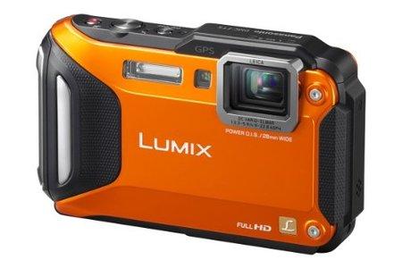 Panasonic Lumix DMC-FT5 EG-D