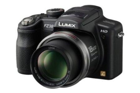 Panasonic Lumix DMC-FZ38 EG-K