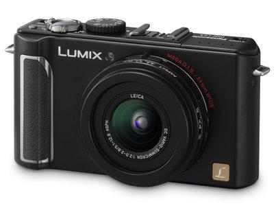 Panasonic Lumix DMC-LX3 EG-K