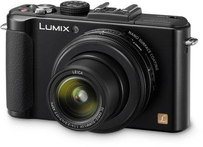 Panasonic Lumix DMC-LX7 EG-K