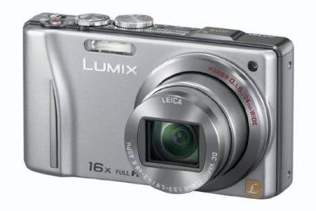 Panasonic Lumix DMC-TZ22